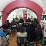 """La conferenza su """"L'universale significato spirituale della Romanità"""" presso la sede del MTR"""