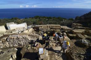L'area archeologica di Castro