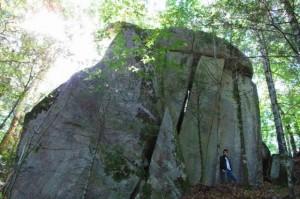 Il sito megalitico di Bosco Stilo