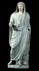 Augusto capite velato detto di Prima porta - Musei Vaticani