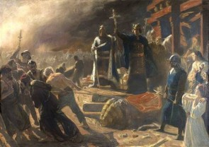 Crociata contro la Germania Slavica, caccia agli idoli pagani, 1147