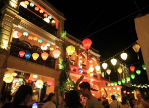 Festa del Plenilunio a Hoi An