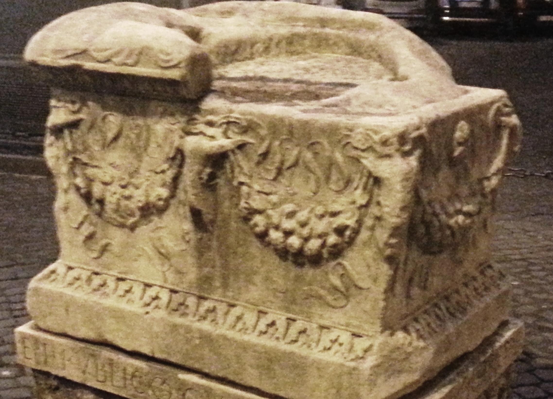 The sources of the Roman Private Ritual - SATURNIA TELLUS