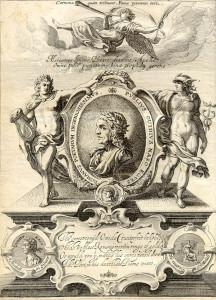 Ovidius Metamorphosis - George Sandy's 1632 edition