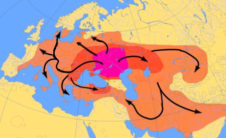 Espansione indoeuropea