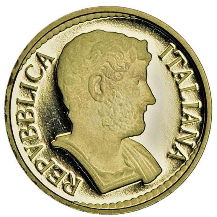 10 Euro Adriano