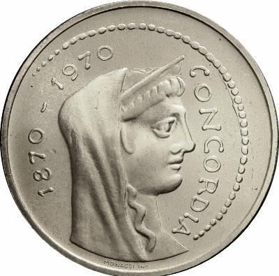 1000 Lire Concordia