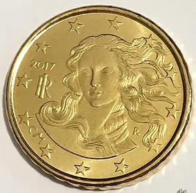 10 Eurocent Venere