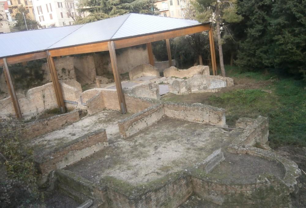 Le terme romane di Chieti