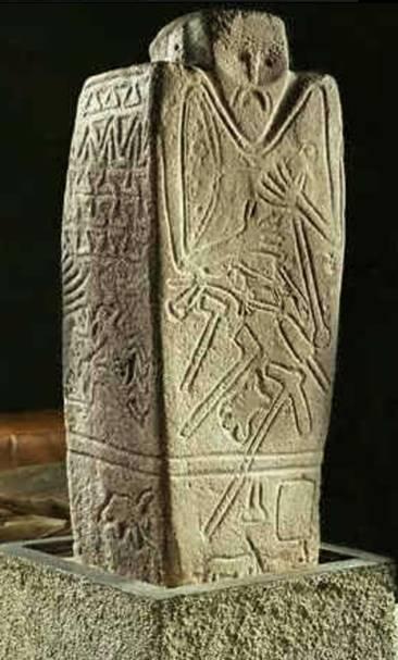Kernosovsky's Idol: 3000-2500 b.c.