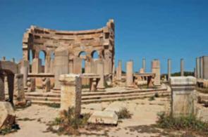 Leptis Magna (Libia)