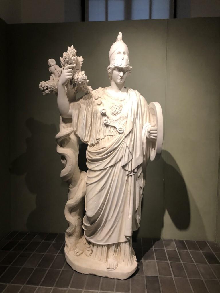 Stata di Atena tipo Giustiniani, già da Carpi