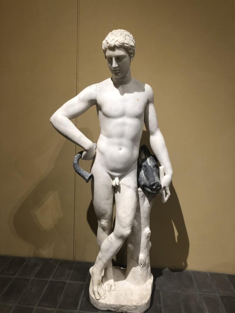 Statua di Meleagro