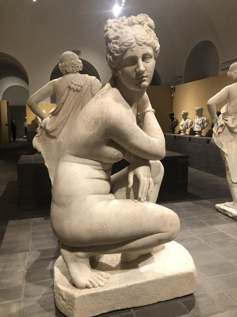 Statua di Venere accovacciata del tipo Doidalsal