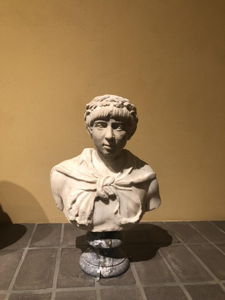 Busto di Romolo Augusto