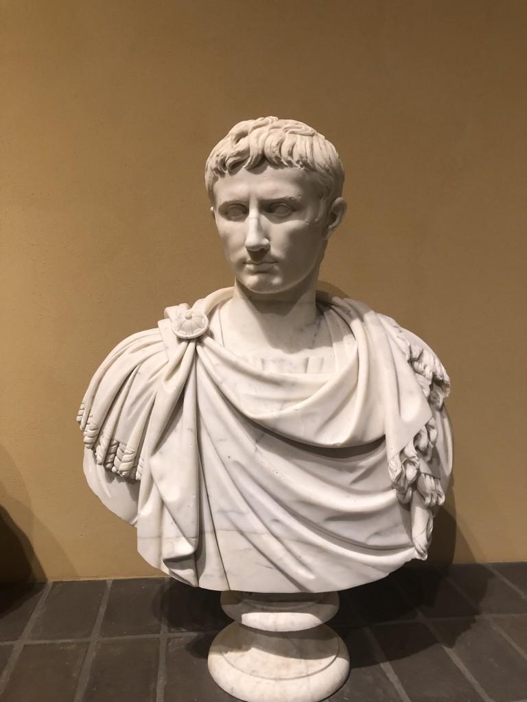 Busto di Augusto