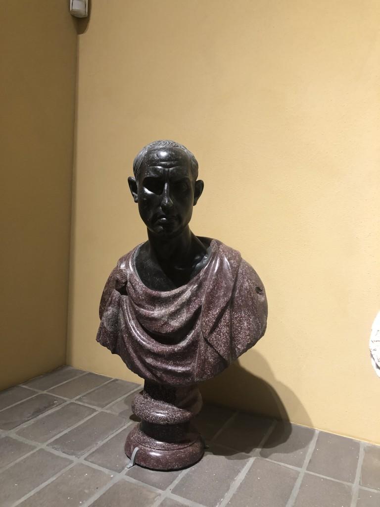 Busto di Scipione
