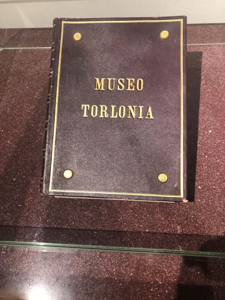 Il catalogo della mostra del 1884