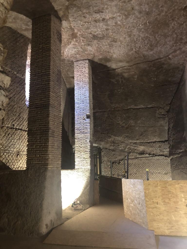 Galleria superiore