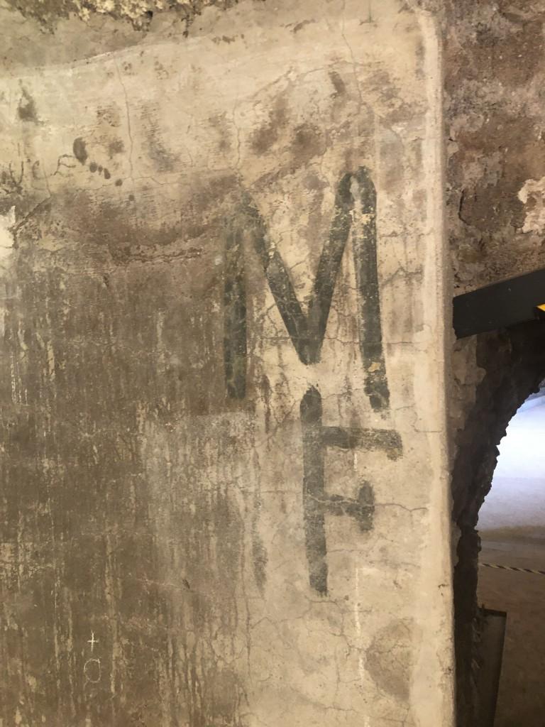 M (ovimento) F (ascista)